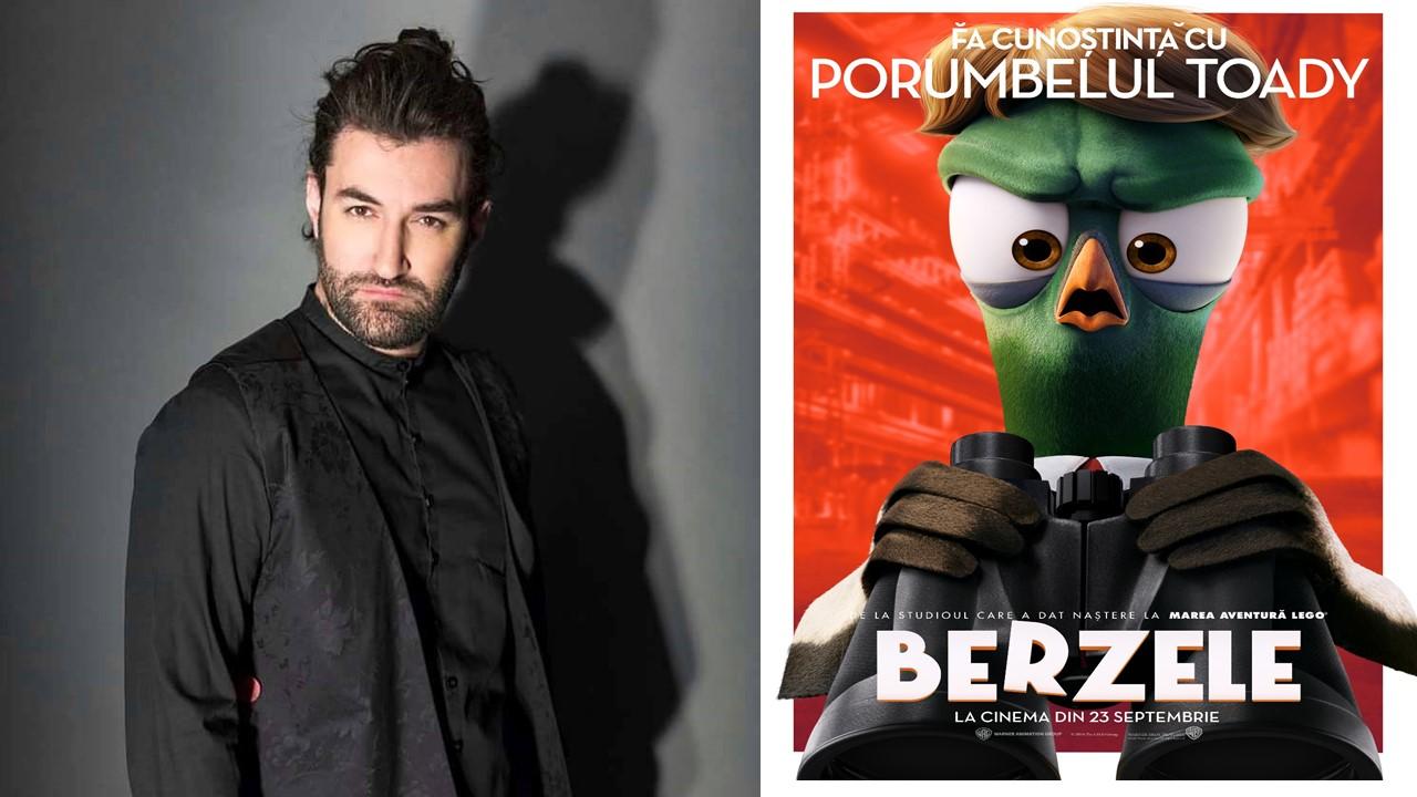 "Smiley debuteaza in dublajul de film cu ,,Berzele"", cea mai recenta aventura animata marca Warner Bros. Pictures si Warner Animation Group"