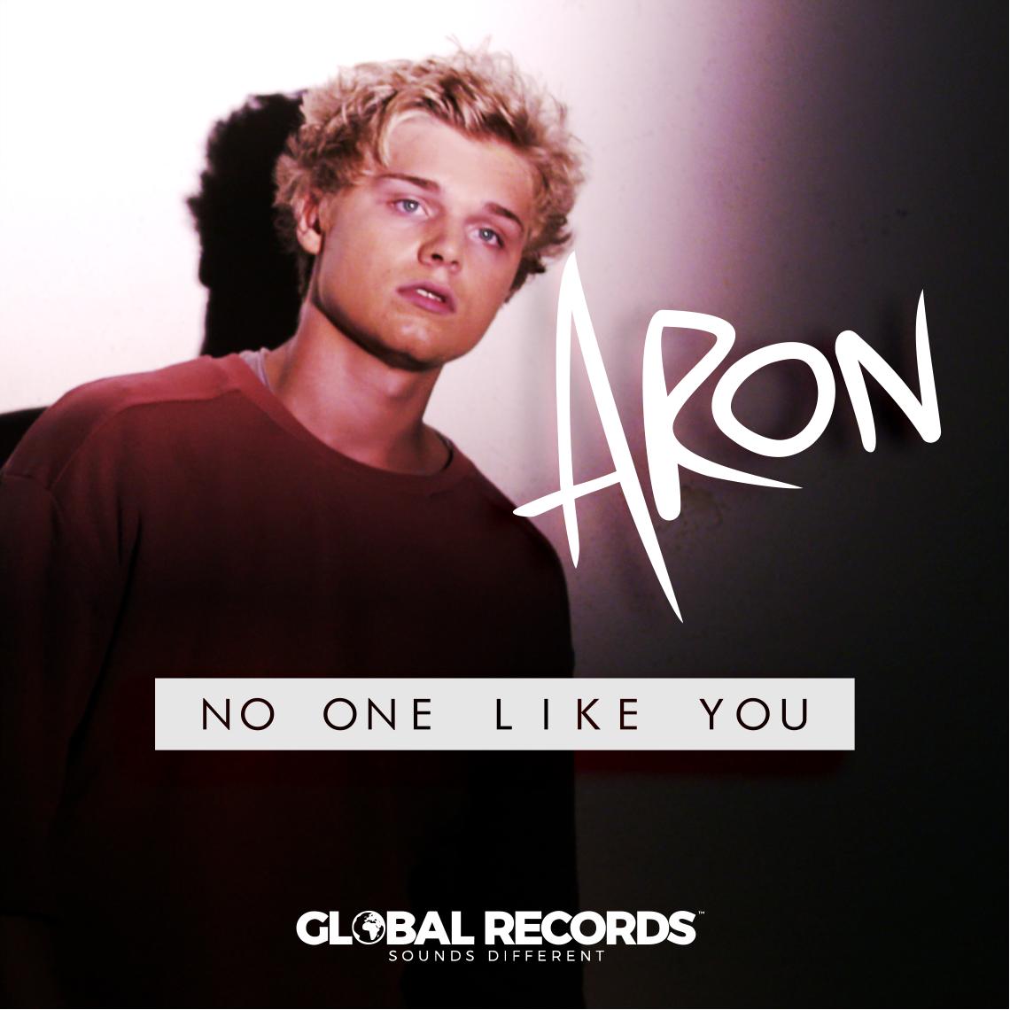 """ARON lanseaza single-ul de debut """"No One Like You"""" by Vanotek"""