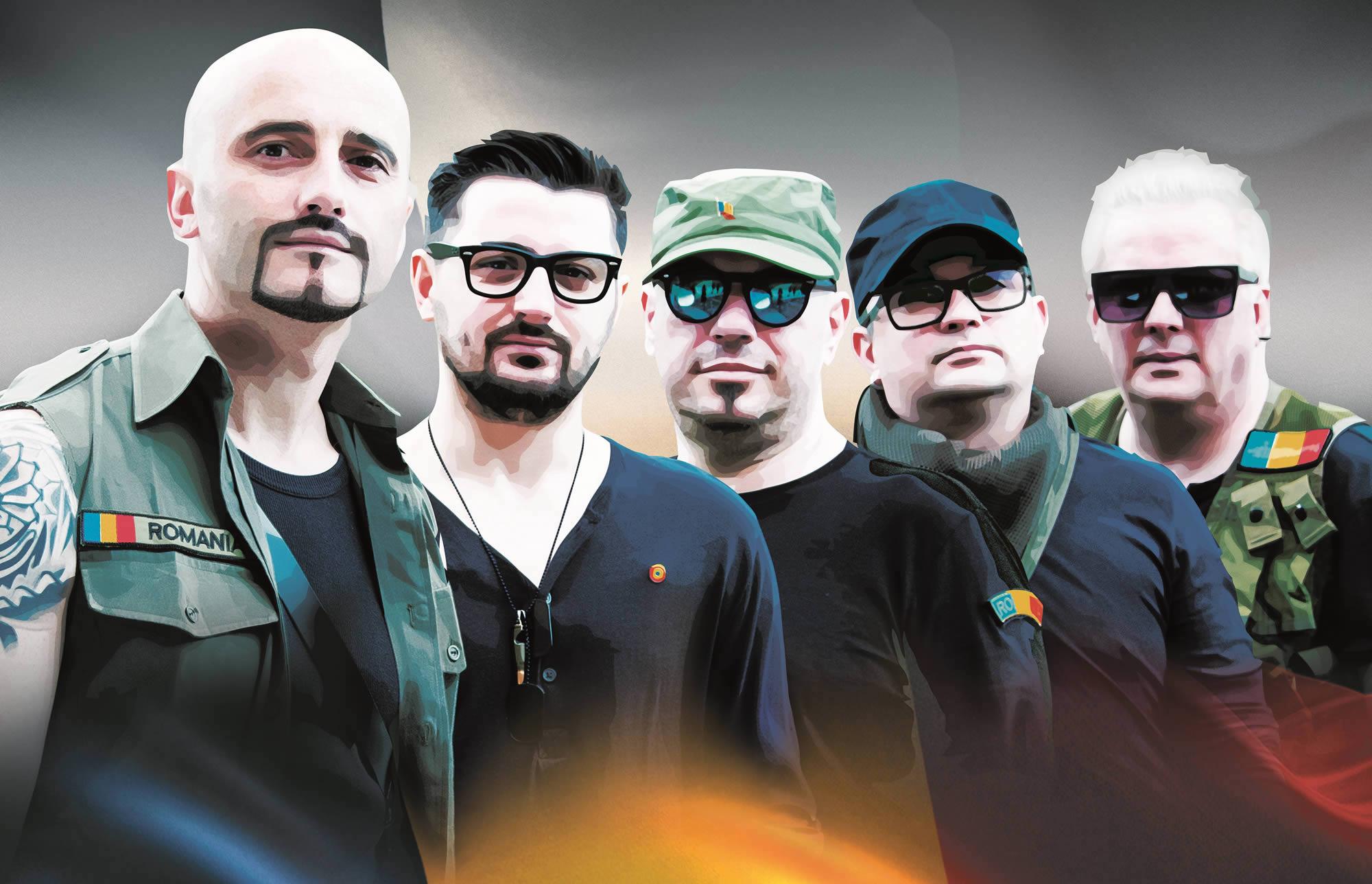 """Trupa Voltaj a lansat cel de-al zecelea album din cariera – """"X"""""""