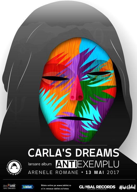 """Carla's Dreams lanseaza anul viitor albumul """"Antiexemplu"""""""