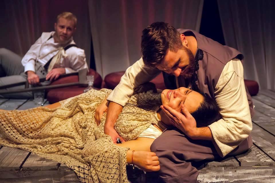 """Un week-end al creatorilor braileni la Teatrul """"Maria Filotti""""!"""