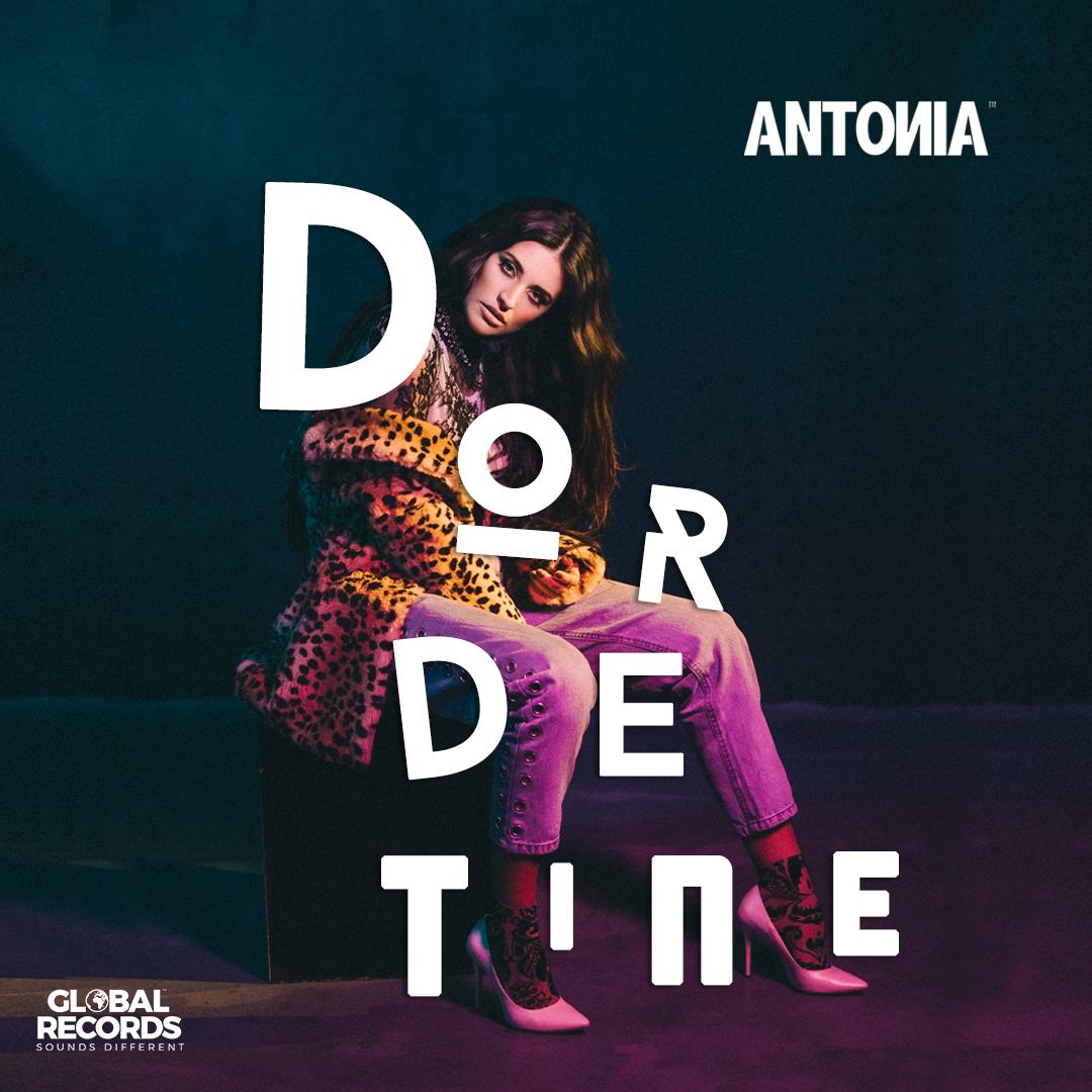 """ANTONIA lanseaza single-ul """"Dor de tine"""" impreuna cu videoclip oficial"""