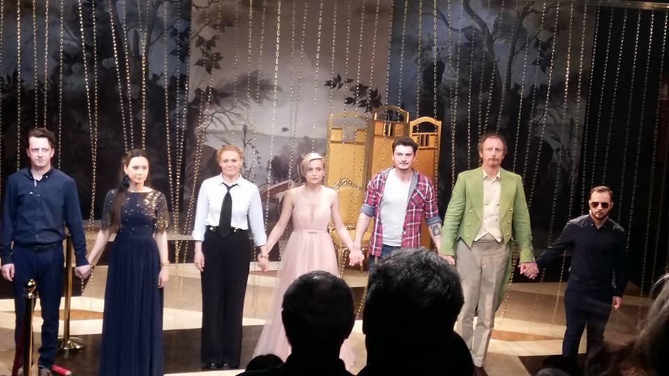 """Iubirea – """"joaca""""dintre aparenta si esenta, excelent pusa in scena Teatrului """"Maria Filotti"""" prin piesa """"Printul nefericit"""""""