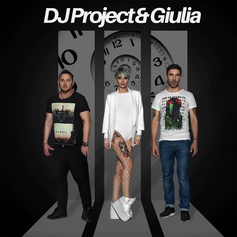 """DJ Project lanseaza single-ul si videoclipul """"O secunda"""", alaturi de Giulia"""