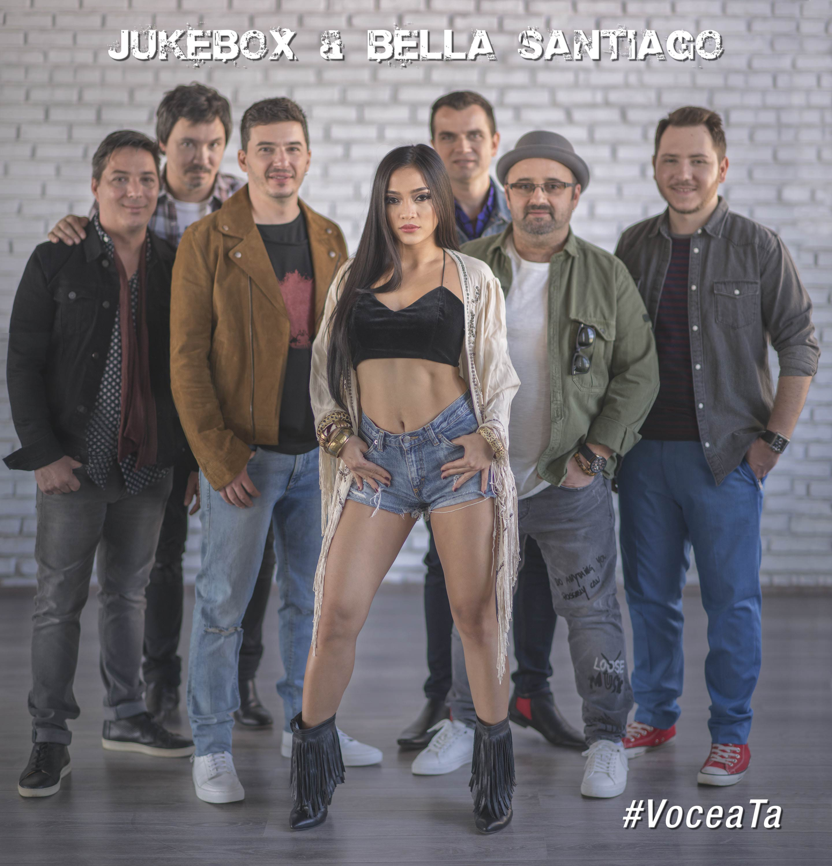 """Jukebox & Bella Santiago lanseaza primul single si clip impreuna – """"Vocea Ta"""""""