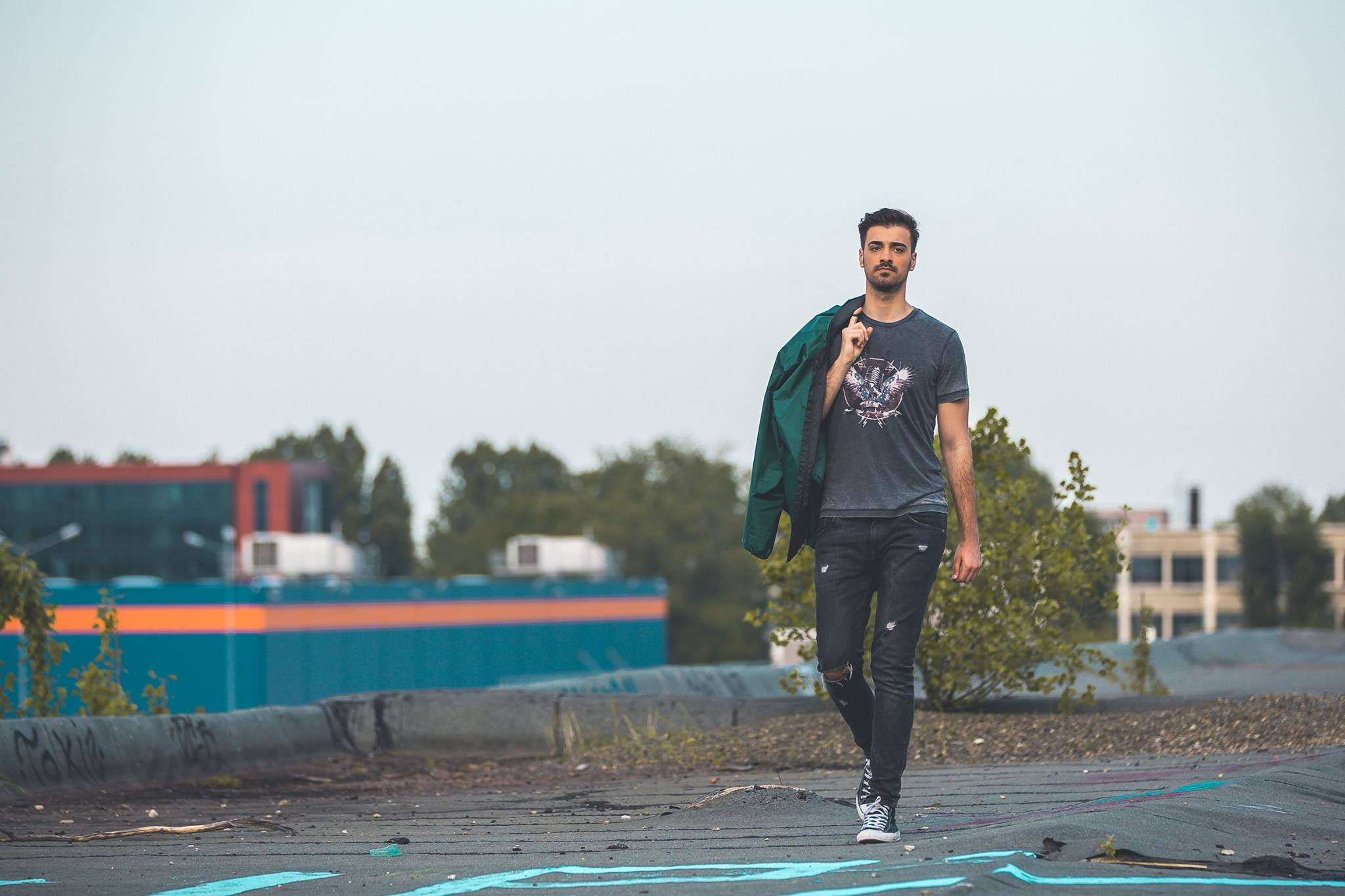 "Zhao si Liviu Teodorescu lanseaza single-ul si videoclipul ""Siluete"""
