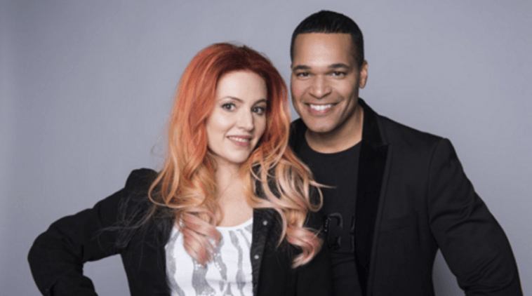 VIDEO – INTERVIU EXCLUSIV EUROVISION 2017 @KIEV: VALENTINA MONETTA & JIMMIE WILSON