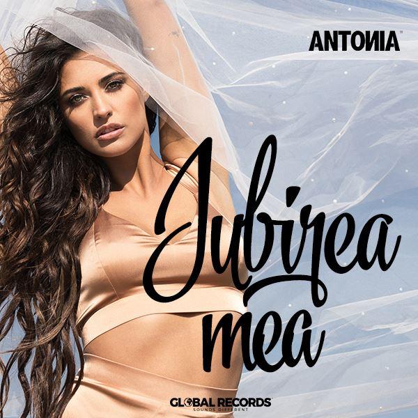 """ANTONIA revine cu un nou single – """"Iubirea mea"""""""