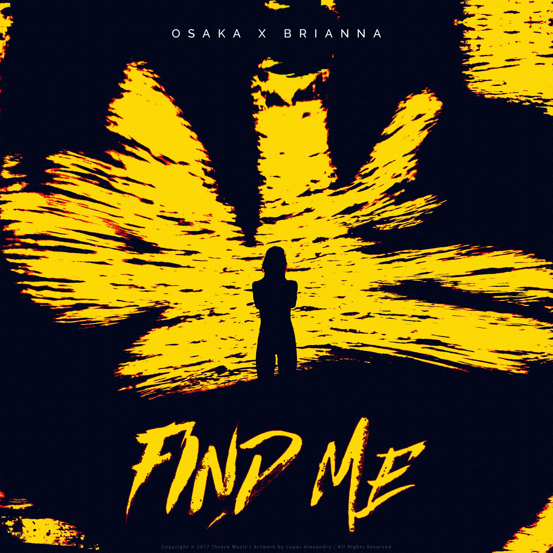 """Osaka & Brianna lanseaza single-ul si videoclipul """"Find me"""", alaturi de Cat Music"""