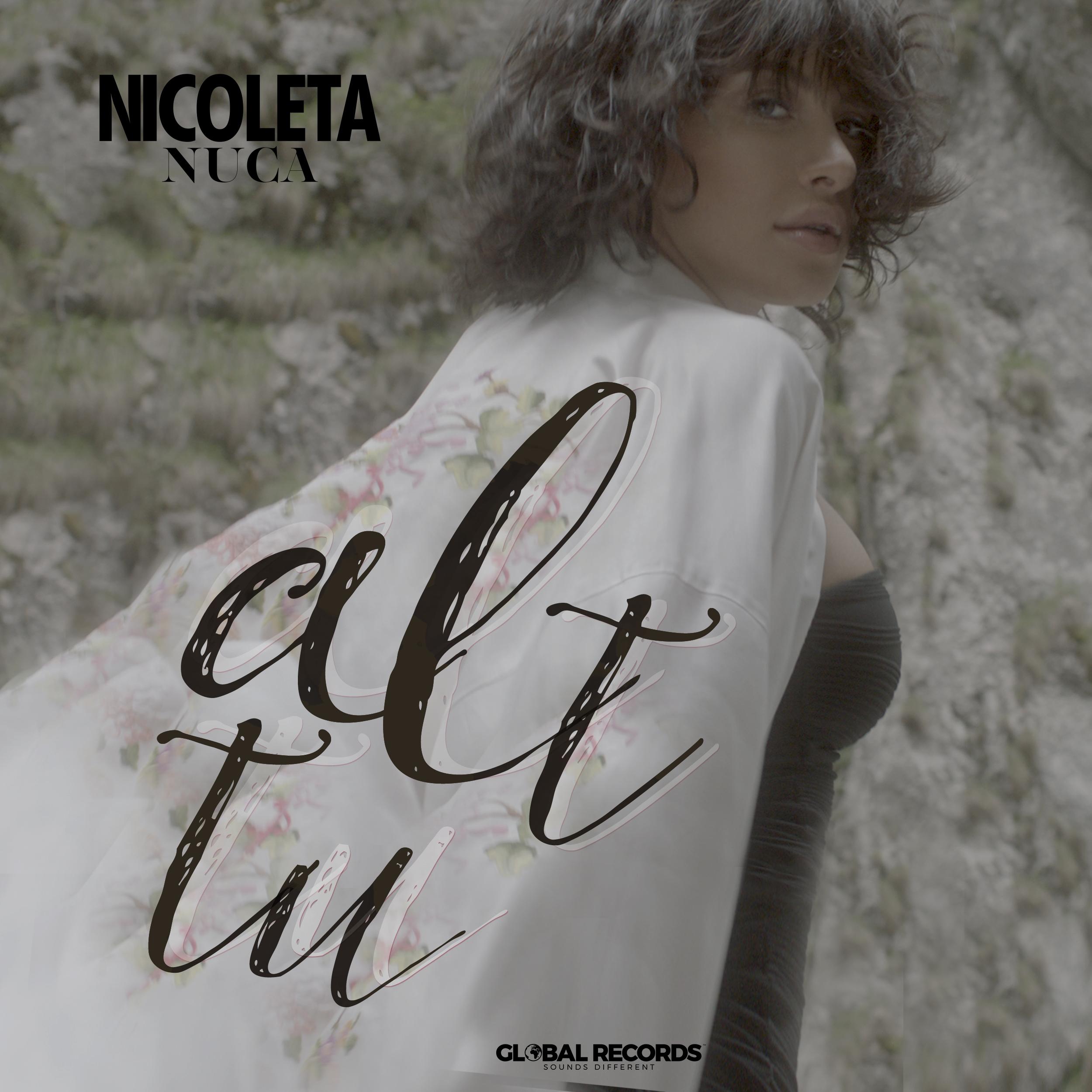 """Nicoleta Nuca revine cu un nou single """"Alt Tu"""", prima piesa compusa de artista"""