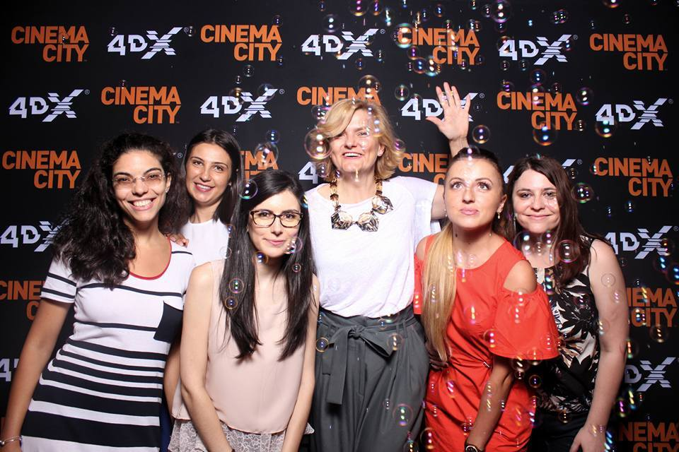 Cinema City  a lansat Cinema 4DX la Braila!