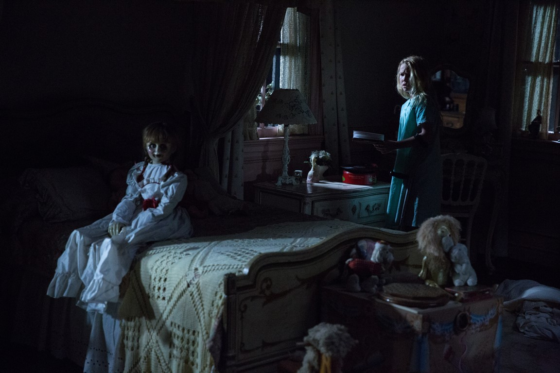 """,,Annabelle 2"""" vrea din nou sa se joace cu mintea spectatorilor din 18 august la cinema"""