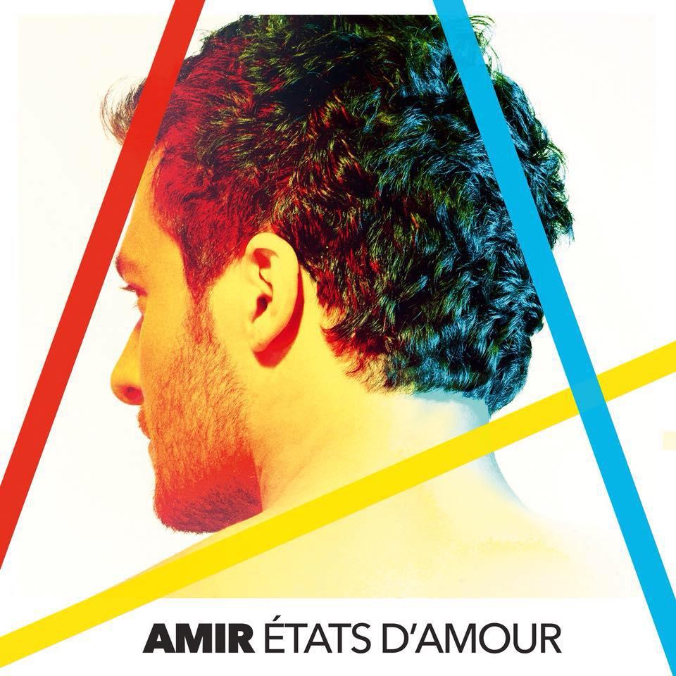 """Amir, reprezentantul Frantei la Eurovision 2016, a lansat noul single – """"Etats d'amour"""""""