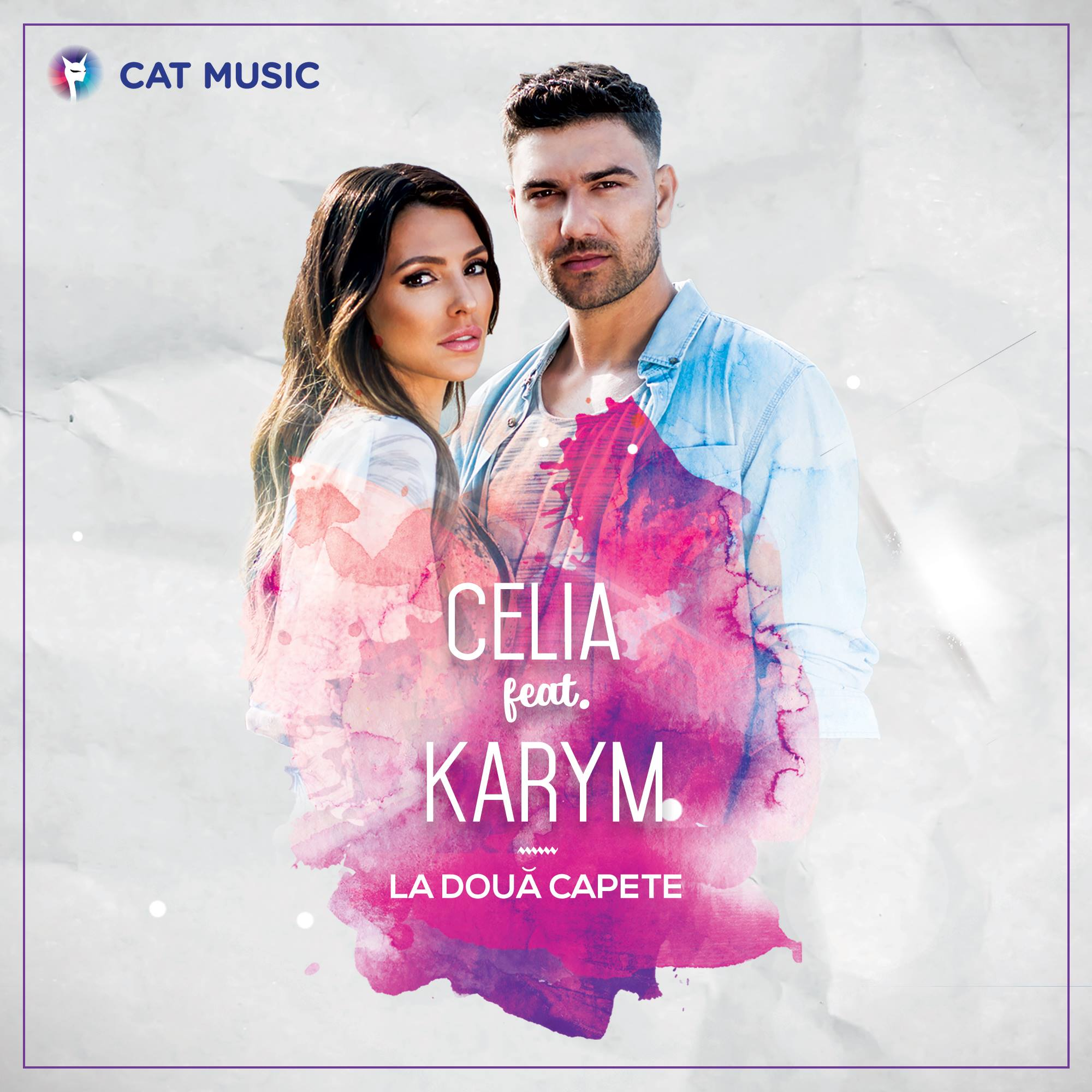 """Celia lanseaza single-ul si videoclipul """"La doua capete"""", feat. Karym"""