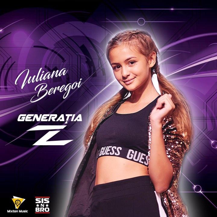 """Iuliana Beregoi lanseaza videoclipul piesei """"Generatia Z"""""""