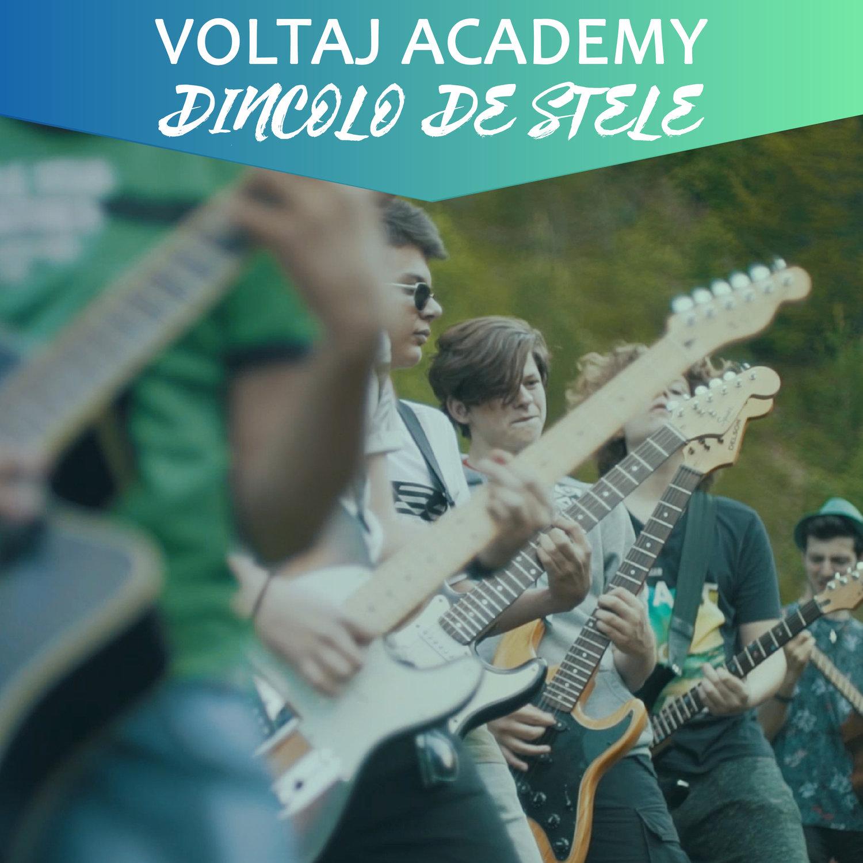 """Peste 200 de tineri artisti lanseaza piesa si videoclipul """"Dincolo de stele"""""""