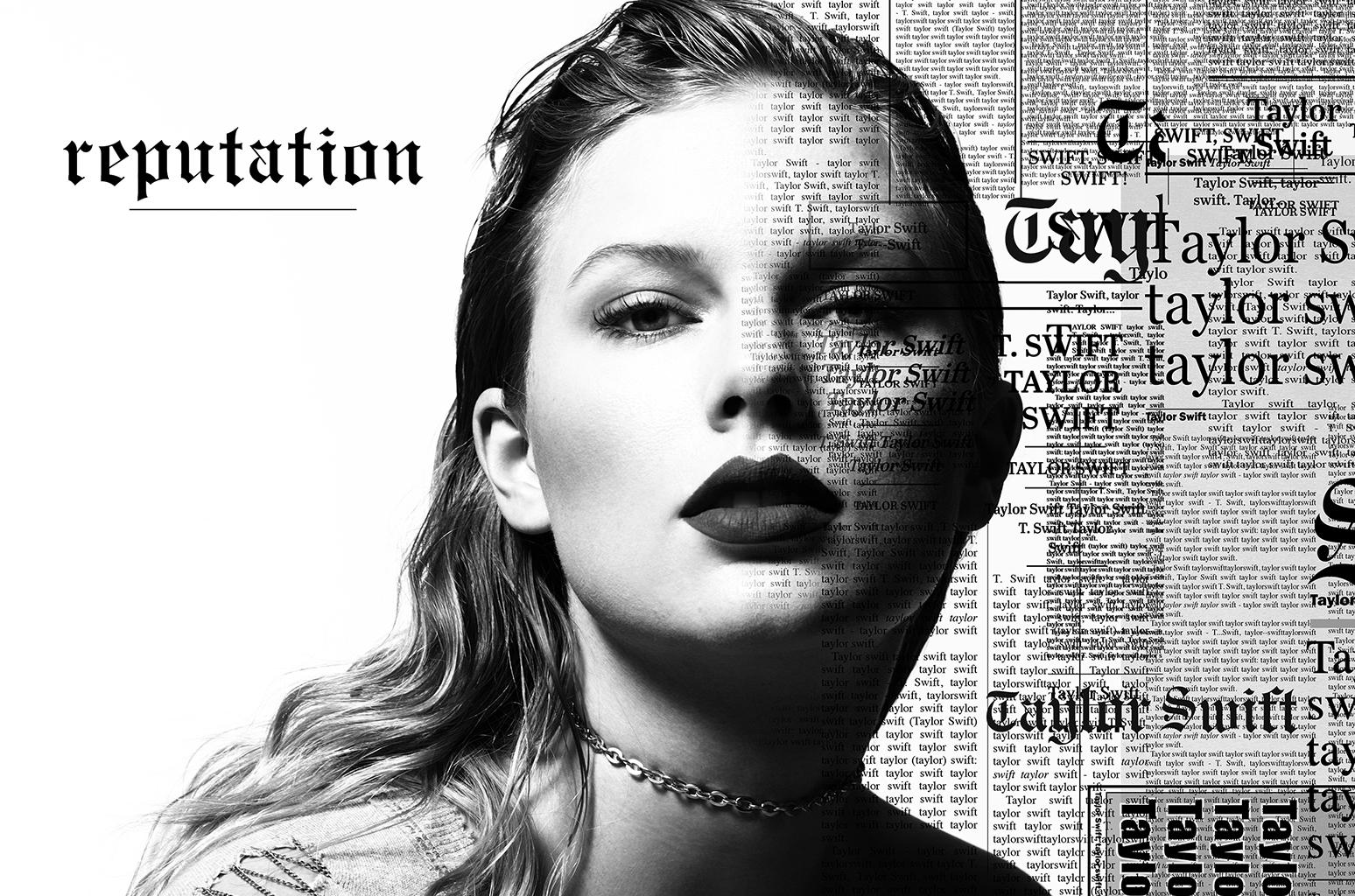 """Taylor Swift a lansat cel de-al saselea album, """"Reputation"""""""
