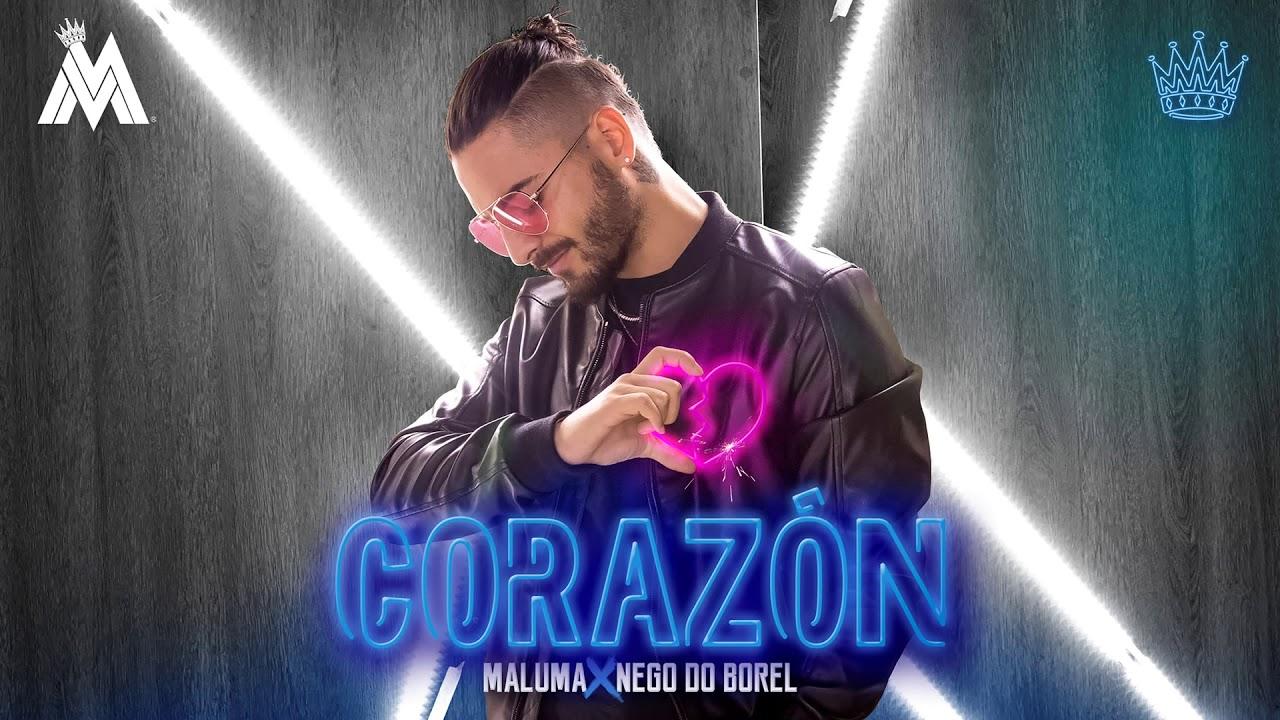 """Maluma a lansat videoclipul pentru """"Corazon"""",  piesa ce va incinge aceasta iarna"""