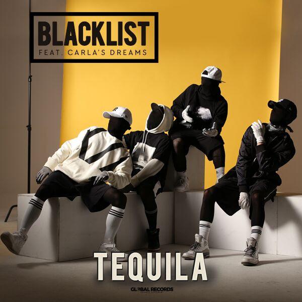 """Un nou proiect muzical din Romania Blacklist lanseaza single-ul de debut cu Carla's Dreams """"Tequila"""""""