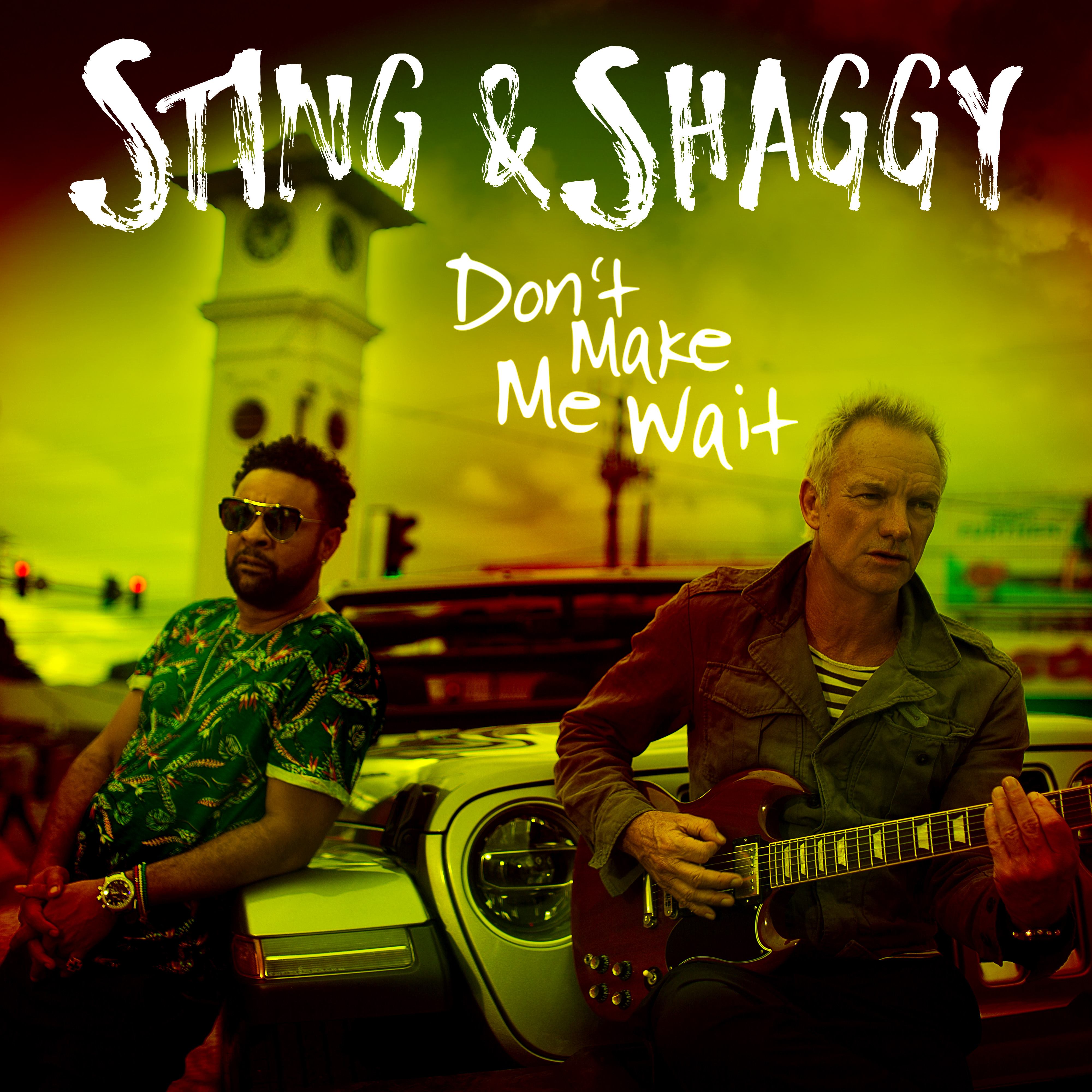 "Sting si Shaggy lanseaza single-ul ""Don't Make Me Wait"""