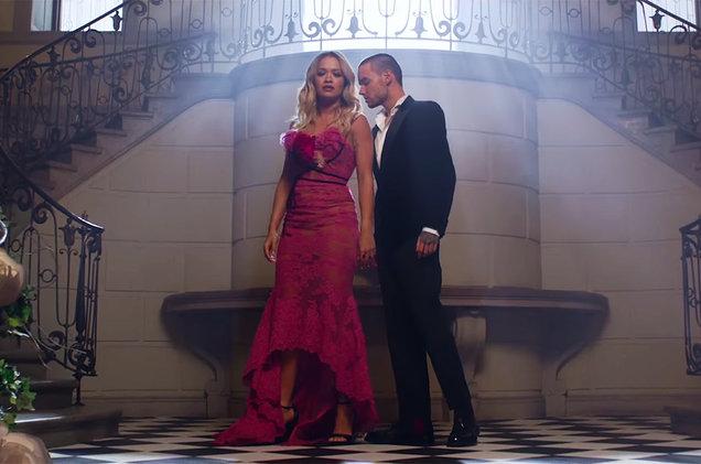 """Liam Payne & Rita Ora au lansat videoclipul soundtrack-ului pentru """"Fifty Shades Freed"""""""