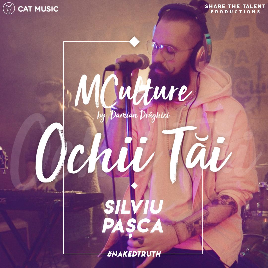 """MCulture lanseaza cel de-al patrulea single de pe album: """"Ochii tai"""""""
