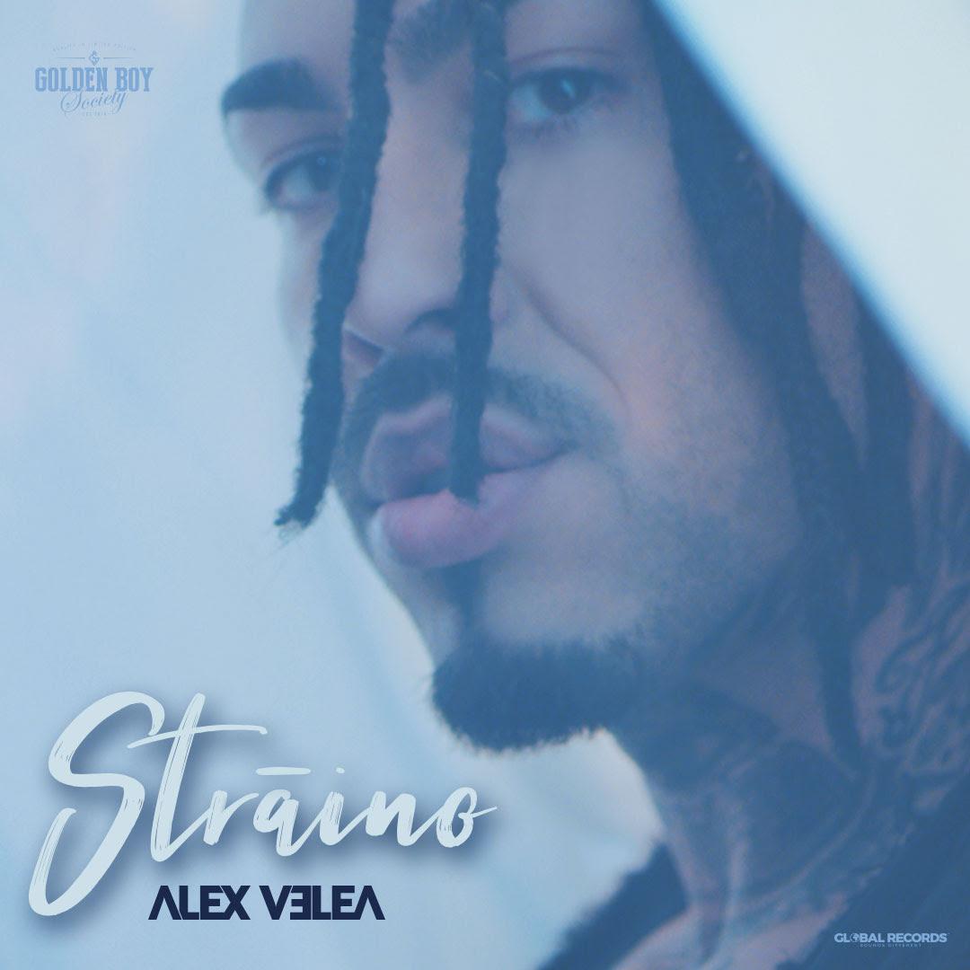 """Alex Velea lanseaza un nou single: """"Straino"""""""