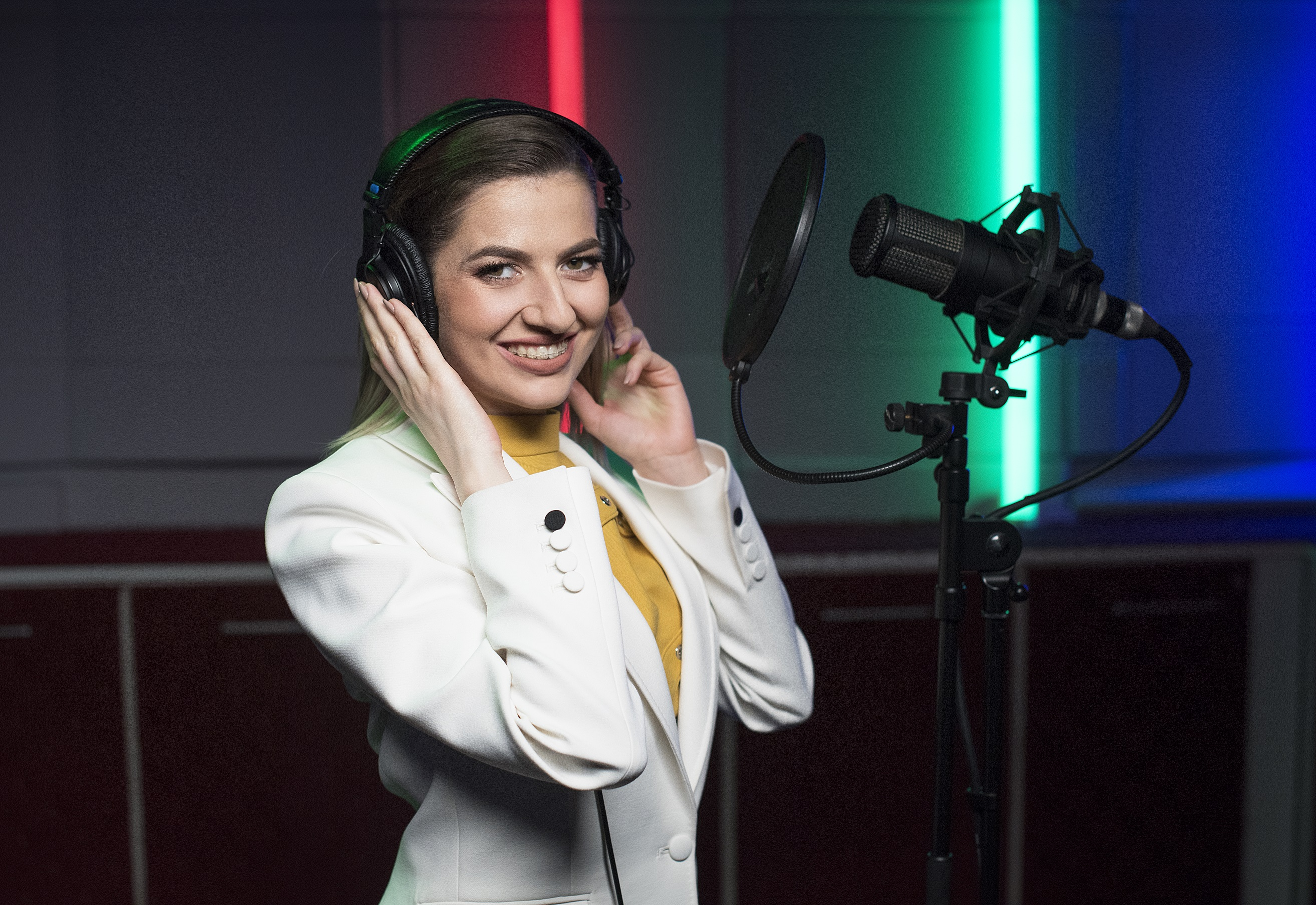 """Lidia Buble, colaborare cu Disney Channel, pentru noul serial animat """"Povestirile Ratoiului"""""""