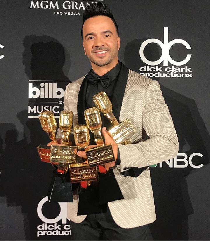 DESPACITO, cea mai premiata piesa, la Billboard Music Awards 2018. Luis Fonsi a plecat, acasa, cu 5 premii!