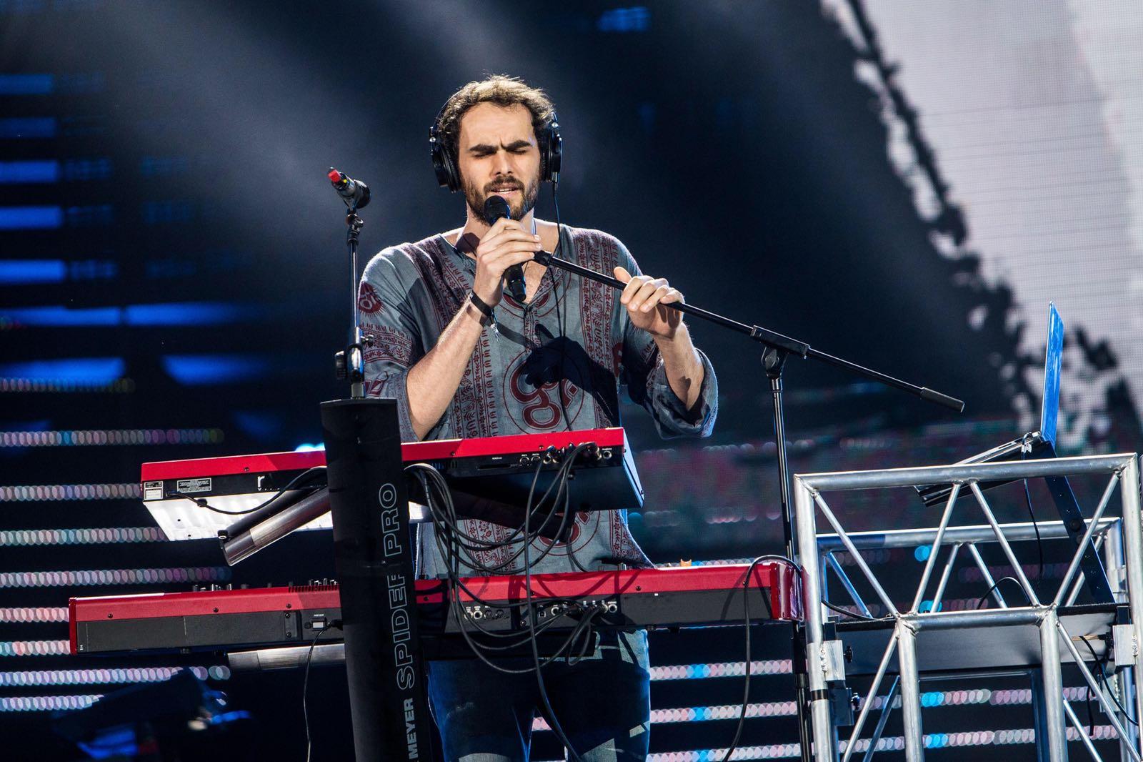 Mihail, unul dintre cei trei invitati speciali la Wind Music Awards 2018