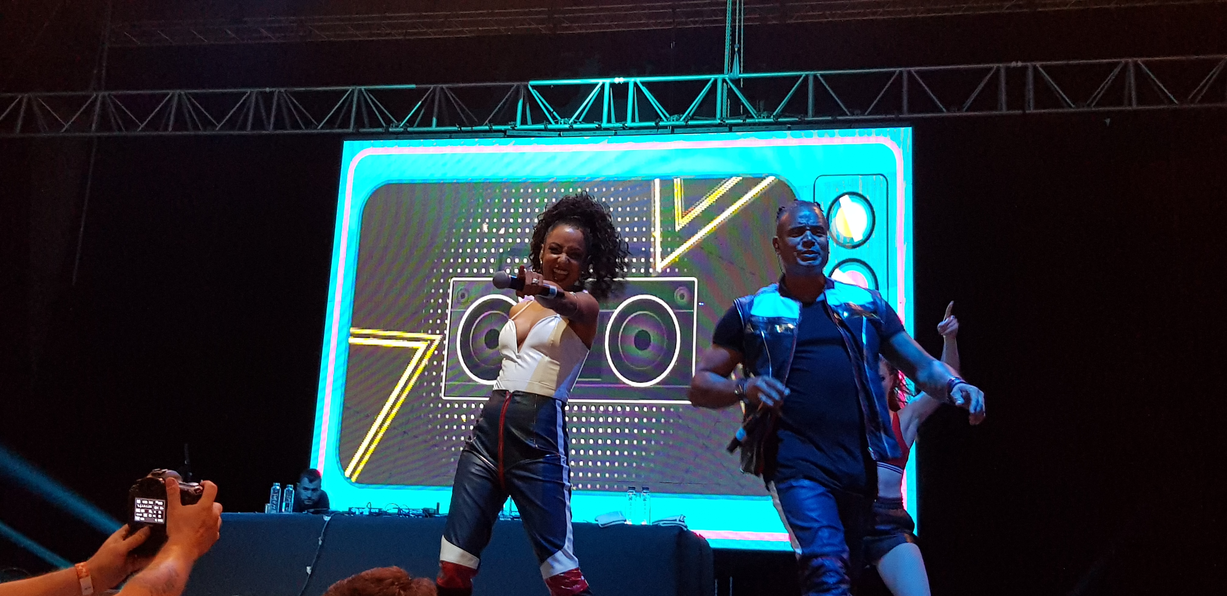 EXCLUSIV! 2 Unlimited au dovedit din nou ca anii '90 sunt The real thing   INTERVIU VIDEO & FOTO