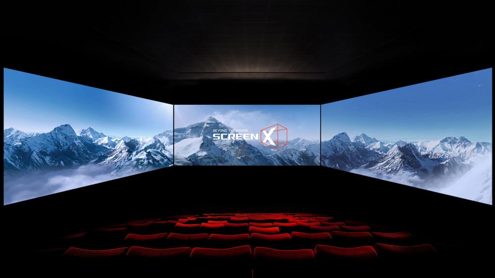 Cineworld deschide 100 de sali ScreenX in SUA si Europa, marcand o expansiune semnificativa a celui mai captivant format de cinema