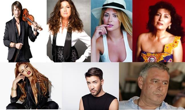 Vedete internationale si artisti din Romania, in juriul Festivalului Cerbul de Aur