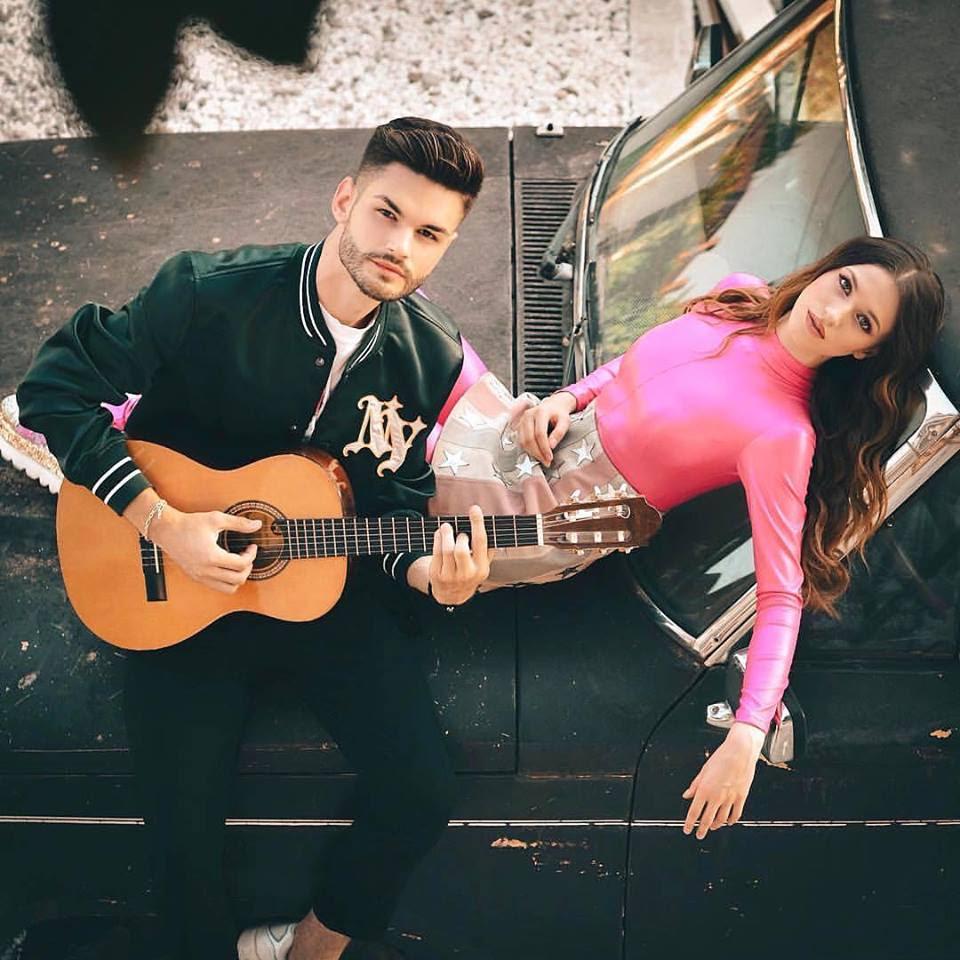 Ioana Ignat si Edward Sanda canta din nou impreuna – In palma ta