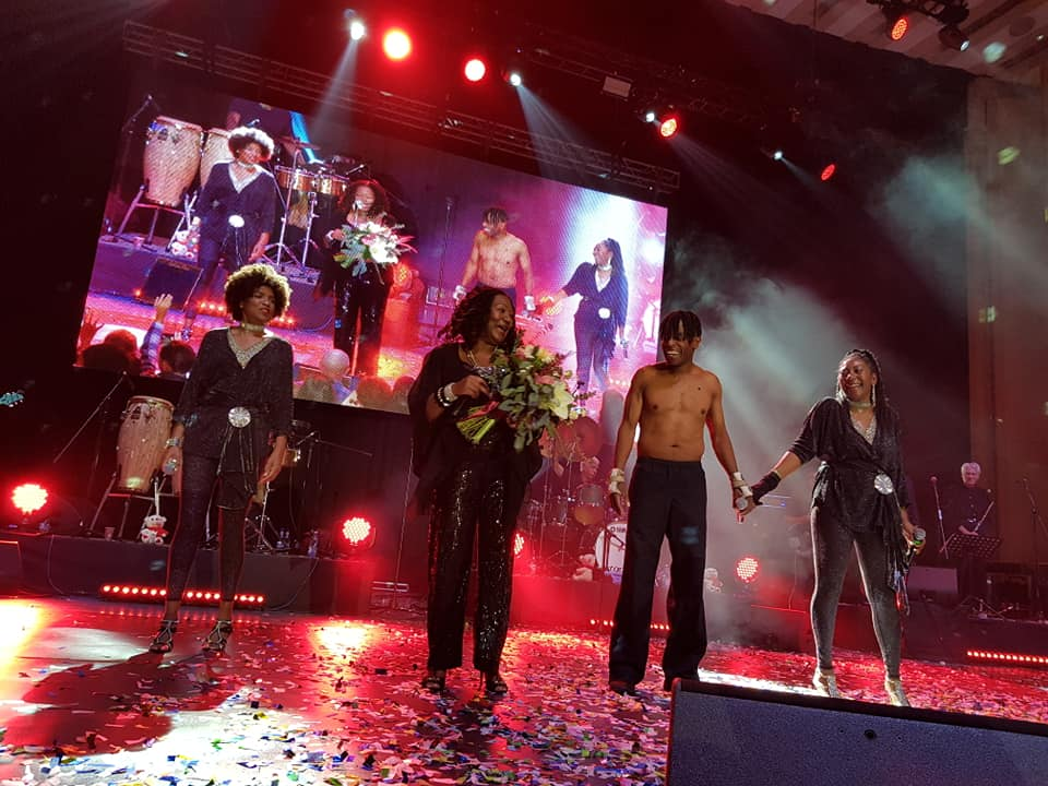 Boney M au aniversat 40 de ani de cariera cu un show live exploziv la Sala Palatului – FOTO