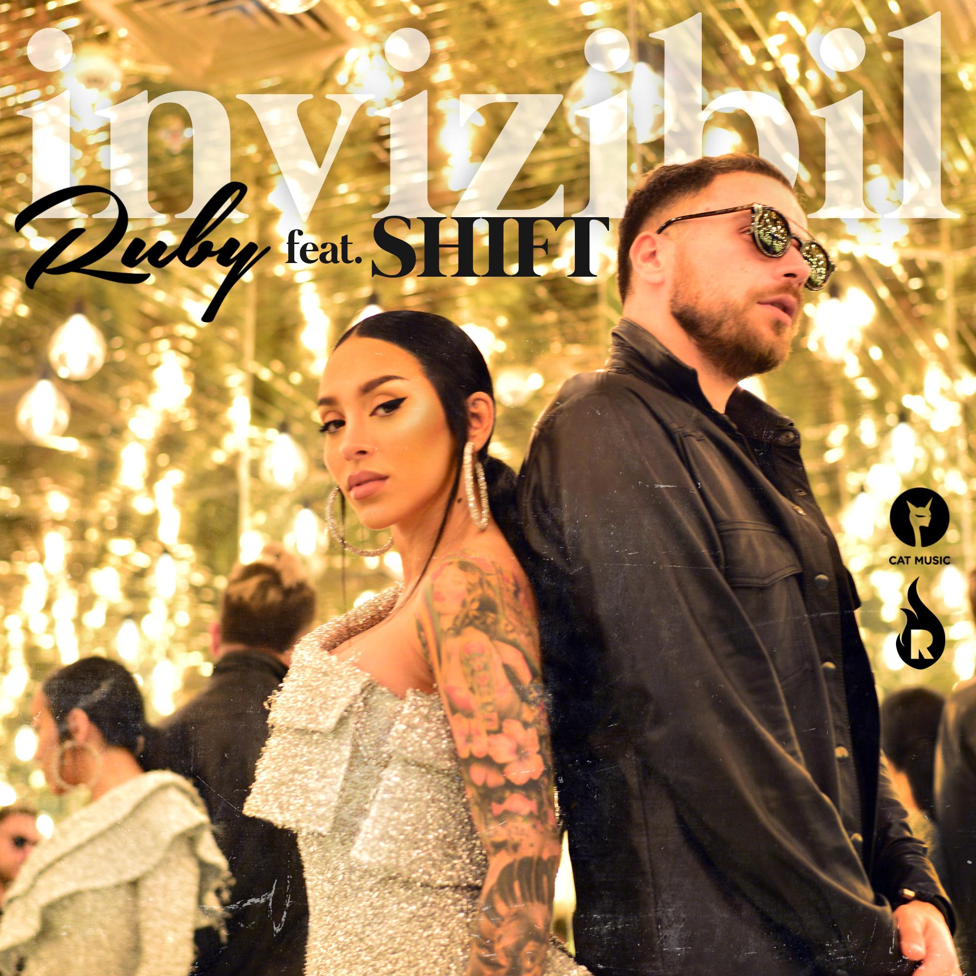 "Ruby lanseaza single-ul si clipul ""Invizibil"", feat. Shift"