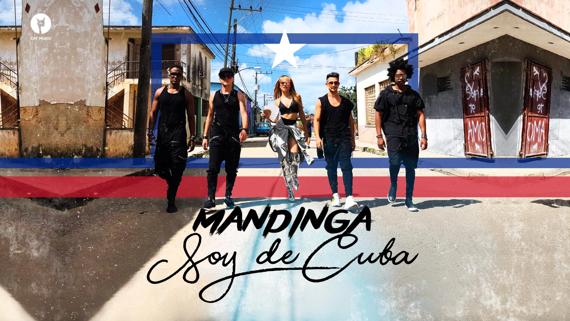 """Mandinga lanseaza """"Soy de Cuba"""""""