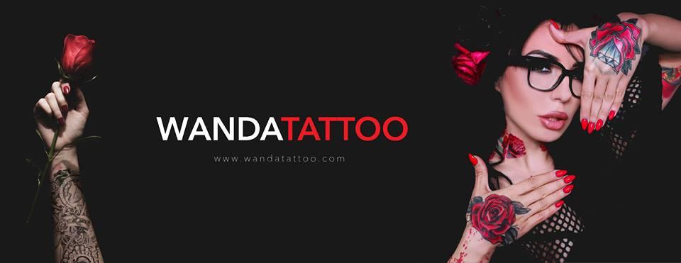 Salonul de lux in materie de tatuaje al dj Wanda si-a lansat website-ul oficial