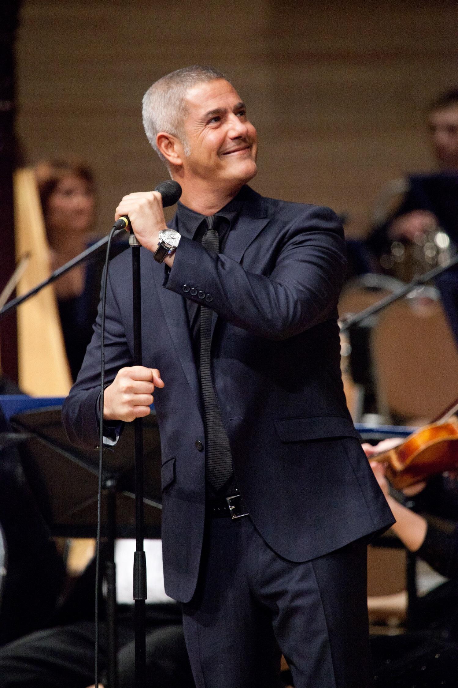 """Alessandro Safina revine in Romania cu un concert special de Valentine's Day: """"Canzoni D'Amore"""""""