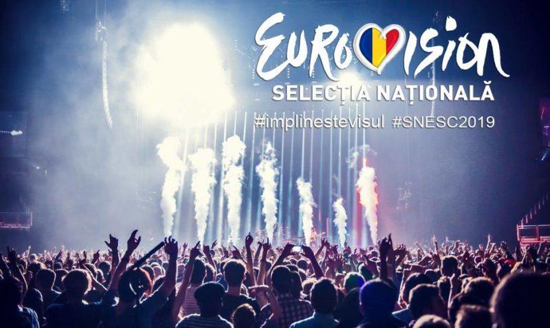 11 piese intra in prima semifinala Eurovision Romania 2019
