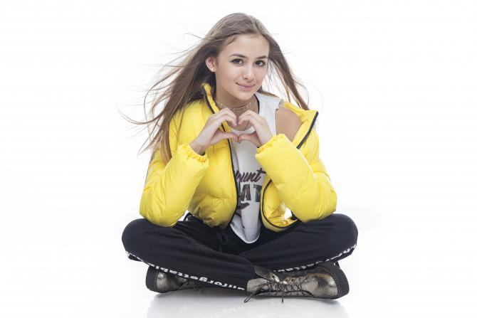 Iuliana Beregoi revine in Iasi, pentru un recital, in prima semifinala Eurovision