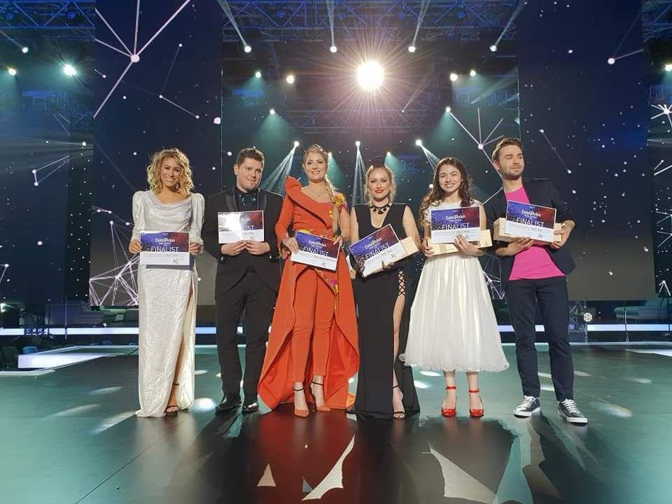 Ei sunt castigatorii celei de-a doua semifinale Eurovision Romania!