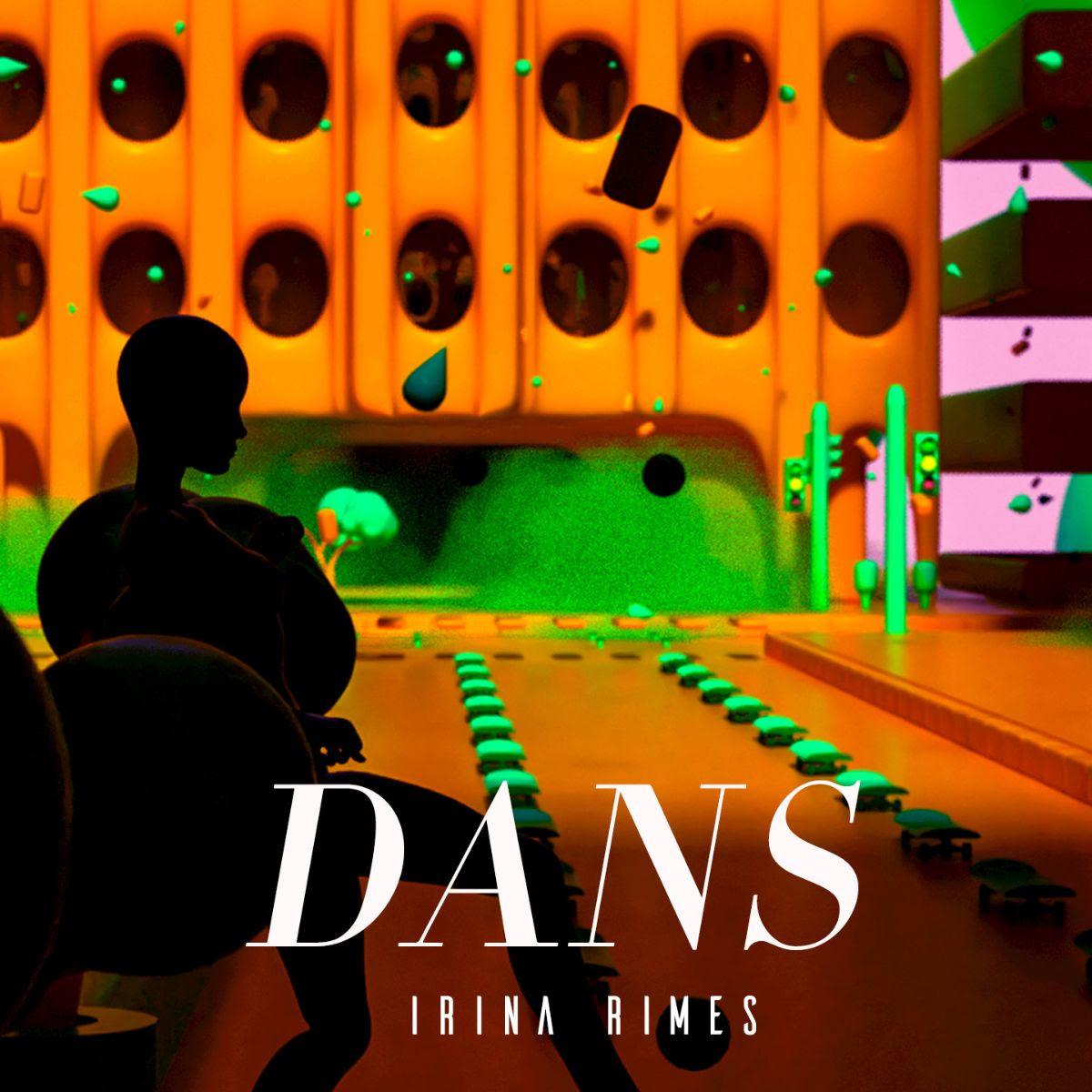 """Irina Rimes a lansat """"Dans"""""""