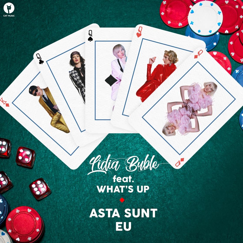 """""""Asta sunt eu"""": Lidia Buble se dezvaluie in cel mai nou single"""