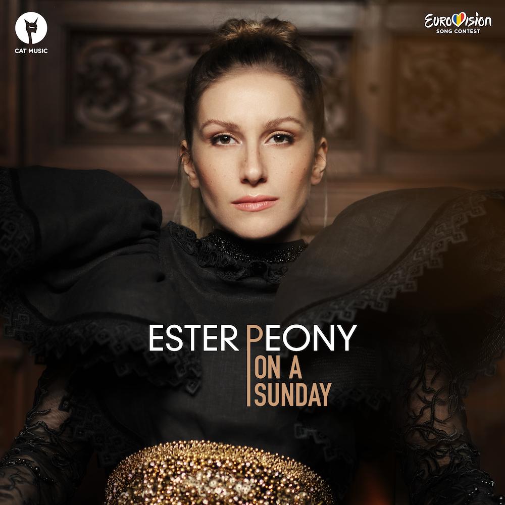 """Castigatoarea Selectiei Nationale Eurovision, Ester Peony lanseaza clipul piesei """"On A Sunday"""""""