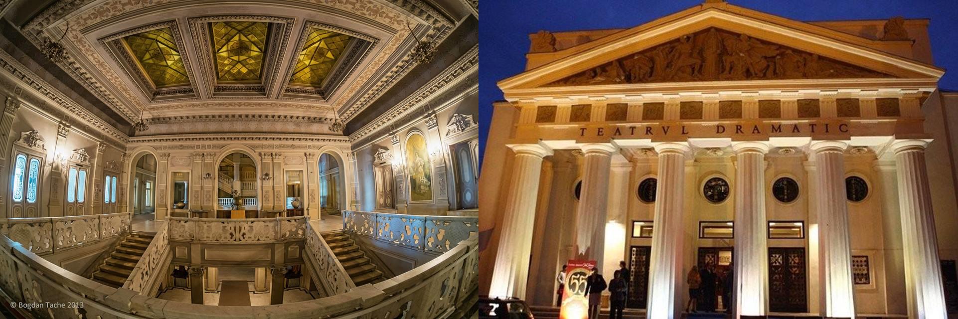 """Parteneriat de succes intre Teatrul """"Maria Filotti"""" din Braila si Teatrul """"Fani Tardini"""" din Galati"""