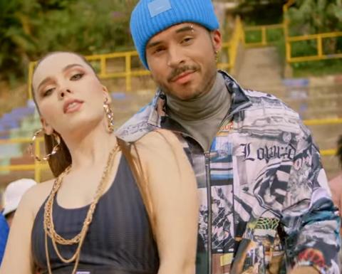 """Oana face echipa cu superstarul columbian Reykon pe cel mai nou single – """"Sisas"""""""