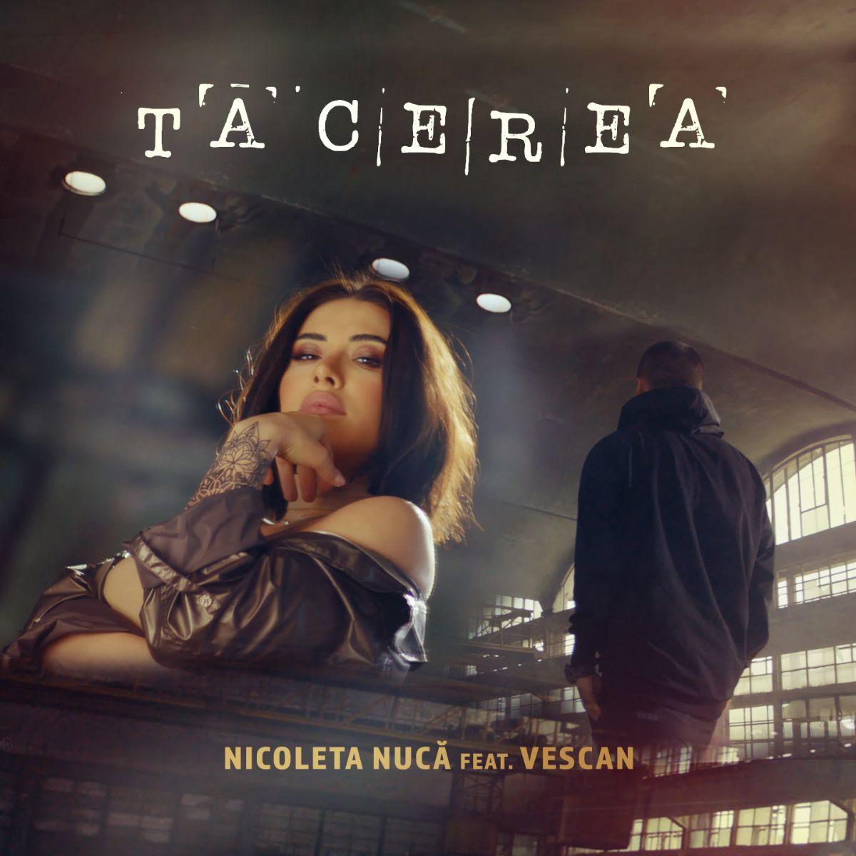 """Nicoleta Nuca lanseaza single-ul """"Tacerea"""", in colaborare cu Vescan"""