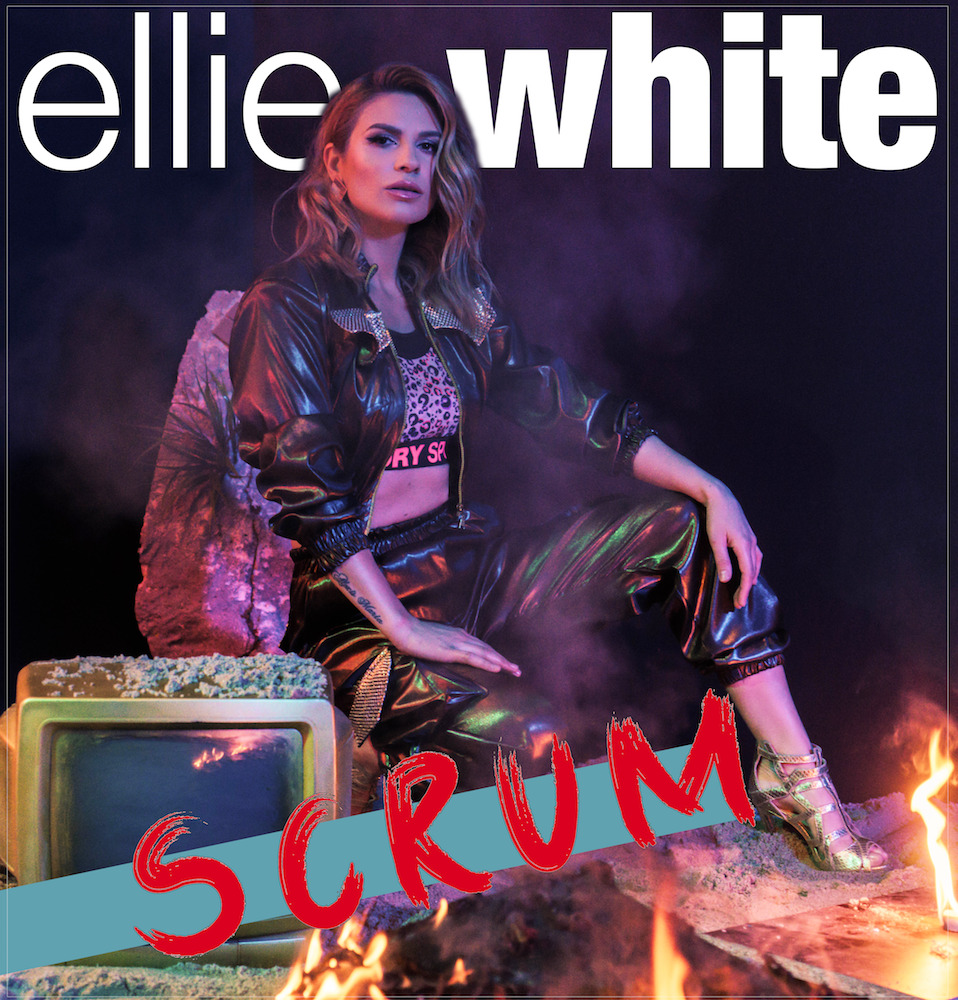 """Scrum"" este cel mai nou single lansat de Ellie White"