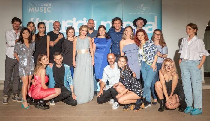 Industria muzicala si-a dat intalnire la cea mai tare petrecere a anului, organizata de cea mai mare casa de discuri din lume – Universal Music